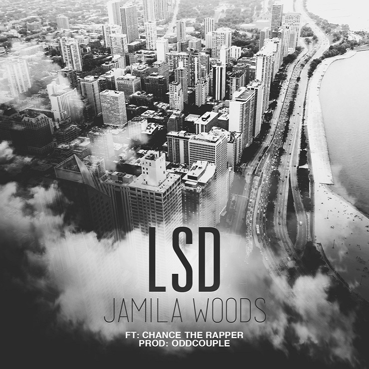 "Jamila Woods ""LSD"" (ft. Chance the Rapper)"