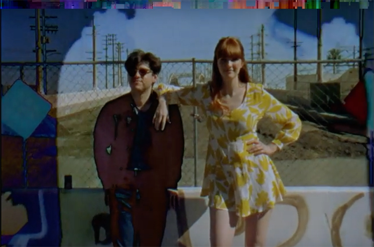 "La Sera ""I Need An Angel"" (video)"