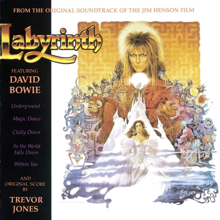 David Bowie's 'Labyrinth' Soundtrack Finally Gets Vinyl Reissue