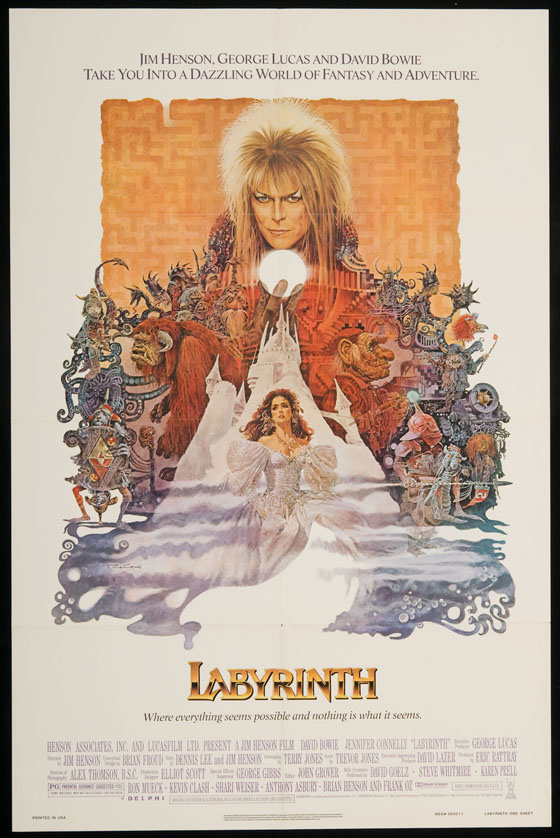 Contrary to Reports, 'Labyrinth' Is Not Getting Rebooted