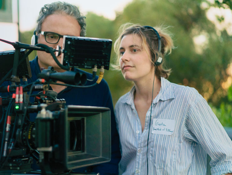 'Lady Bird' Director Greta Gerwig Knows the Value of Female Power in Hollywood