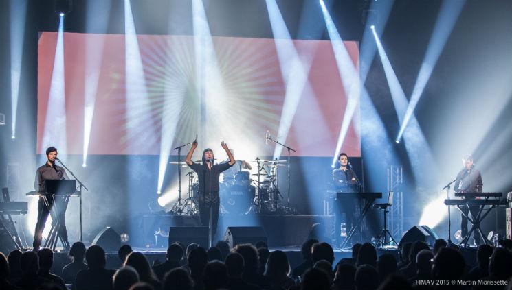 Laibach Colisée Desjardins A, Victoriaville QC, May 15