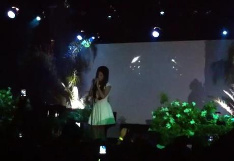 Lana Del Rey 'Body Electric' (live video)