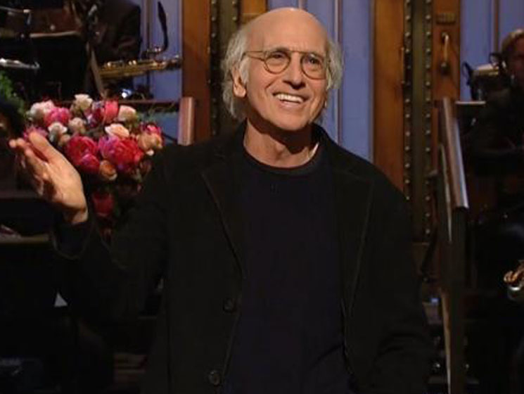 Saturday Night Live: Larry David & Miley Cyrus November 4, 2017