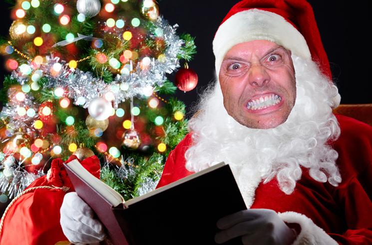 Hear Lars Ulrich Read a Story About a Dinosaur That Pooped Christmas
