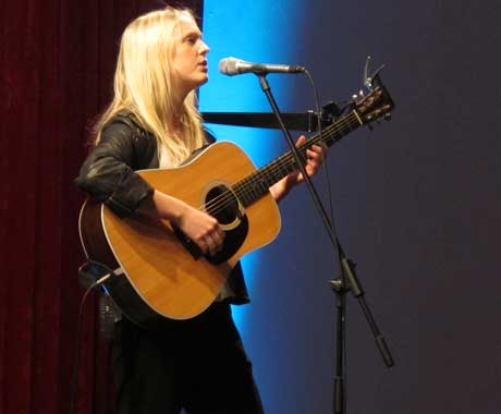 Laura Marling 99 Sudbury, Toronto ON, May 25