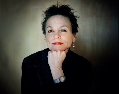 Laurie Anderson Live at Town Hall