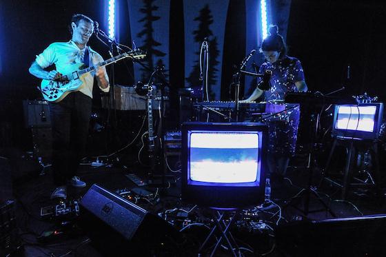 Le Bleu Festival de Musique Émergente, Rouyn-Noranda QC, September 2