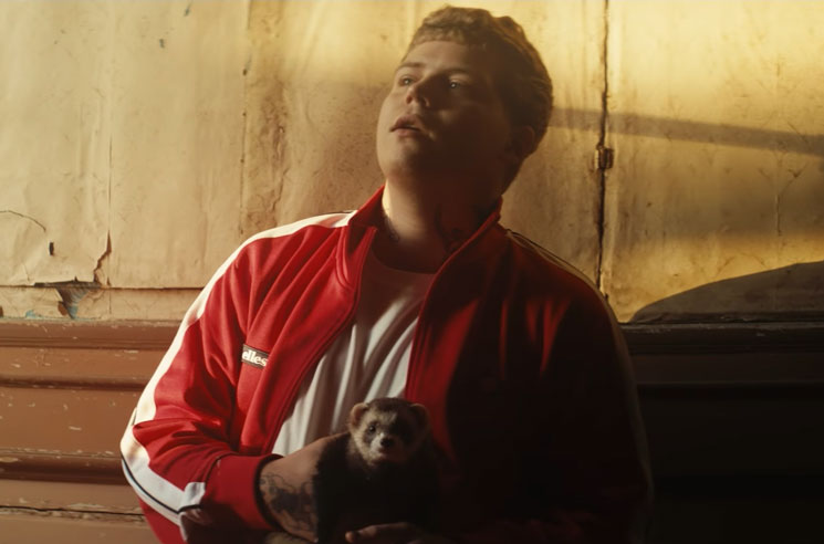"Yung Lean ""Red Bottom Sky"" (video)"