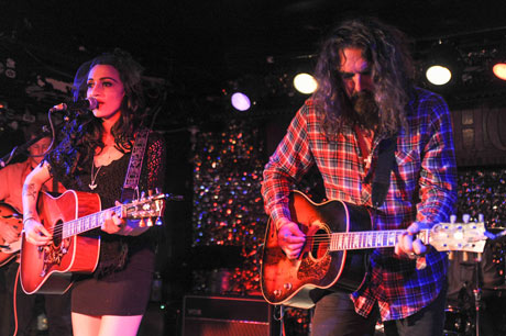 Lee Harvey Osmond with Harlan Pepper and Lindi Ortega Horseshoe Tavern, Toronto ON, June 19