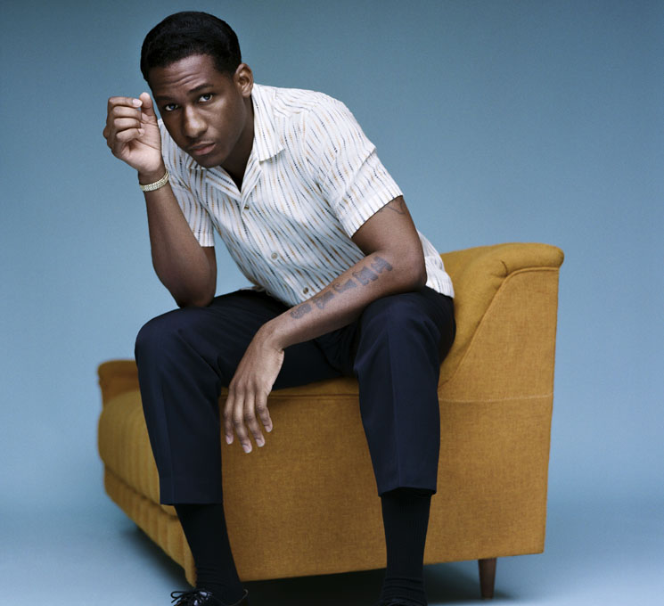 Leon Bridges on Ditching His Retro Sound, Fame as an Introvert and Winning a Grammy for New Album 'Good Thing'