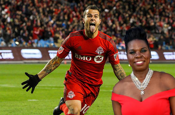 Leslie Jones Live Tweeted a Toronto FC Playoff Soccer Match