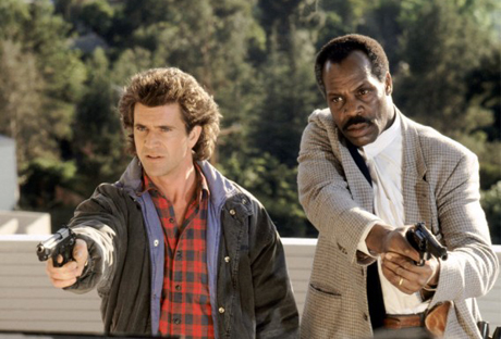 Lethal Weapon Collection [Blu-Ray]