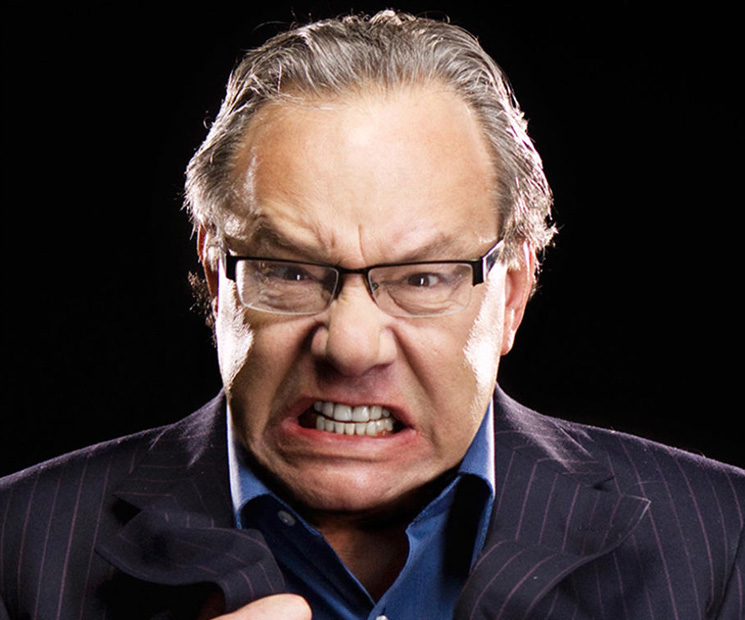 Living In Fictional Times: A Political Conversation with Lewis Black Hyatt Grand Salon, Montreal QC, July 28