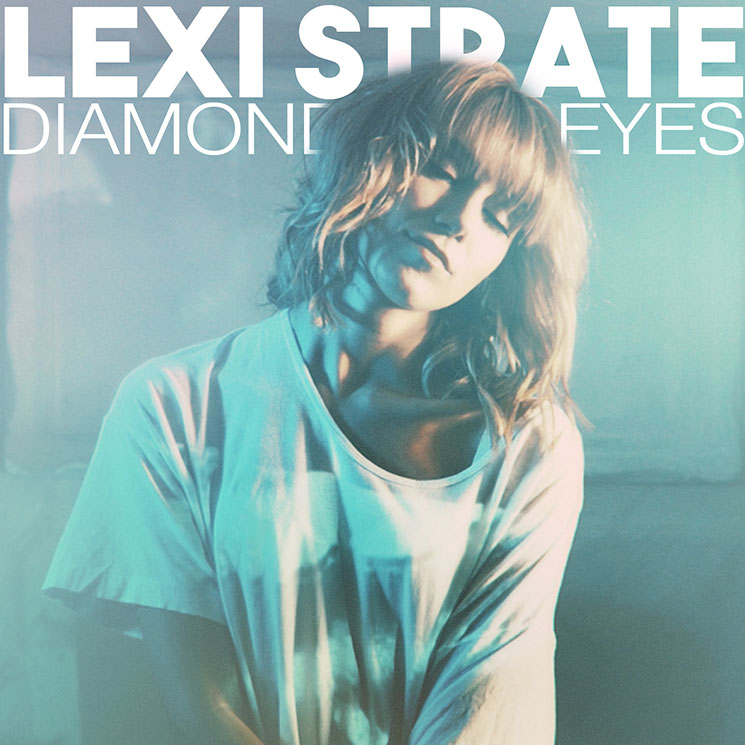 "Lexi Strate ""Diamond Eyes"""