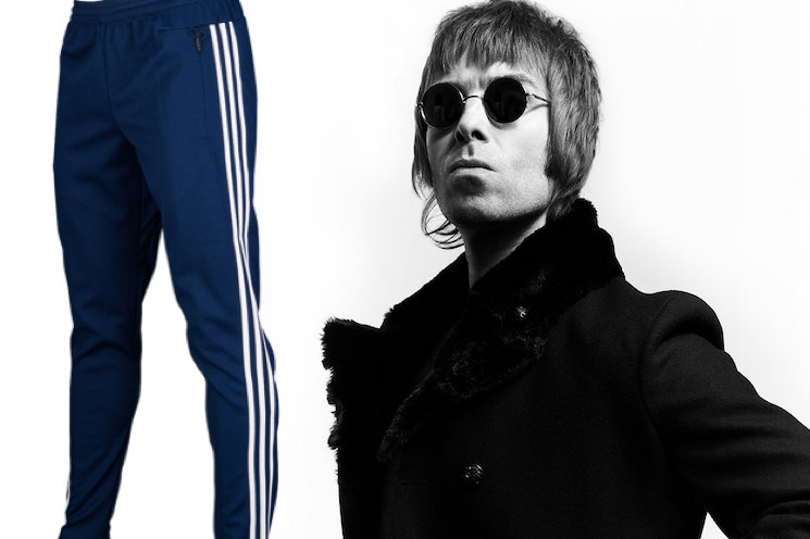 Liam Gallagher Is Fighting with a Manchester Pub over Trackpants