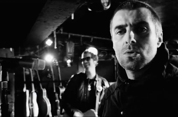 "Liam Gallagher ""Come Back to Me"" (video)"