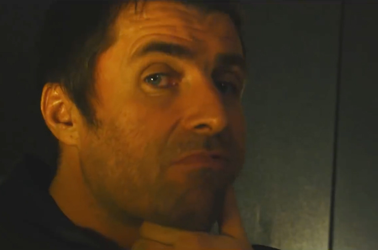 "Liam Gallagher ""I've All I Need"" (video)"