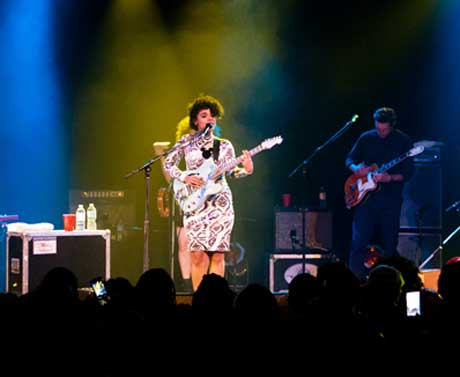Lianne La Havas / Jamie N Commons Opera House, Toronto ON, April 4