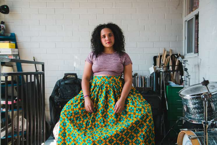 Lido Pimienta Takes Us Inside the Studio Where She Created Polaris Prize-Winning Album 'La Papessa'