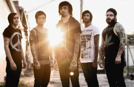 Like Moths To Flames When We Don't Exist