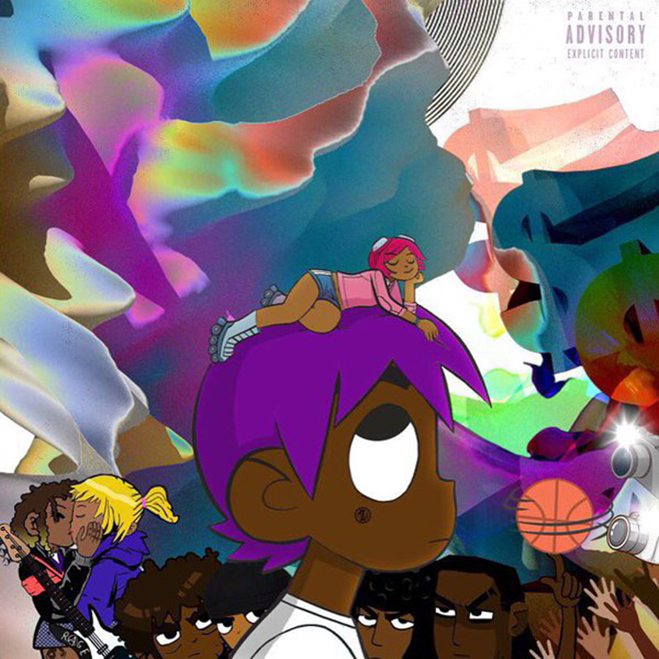 Lil Uzi Vert 'Lil Uzi Vert vs. the World' (mixtape stream)
