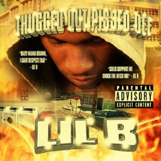 Lil B 'Thugged Out Pissed Off' (mixtape)