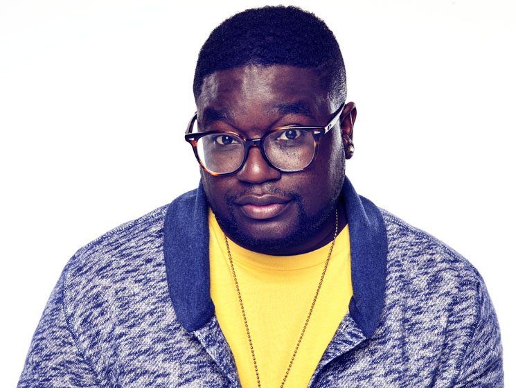 Lil Rel Howery JFL42, Toronto ON, September 29