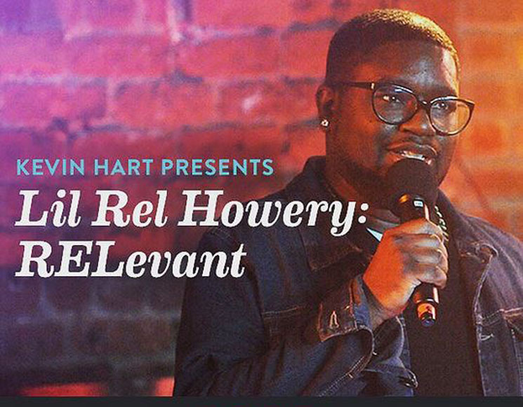 Lil Rel Howery RELevant