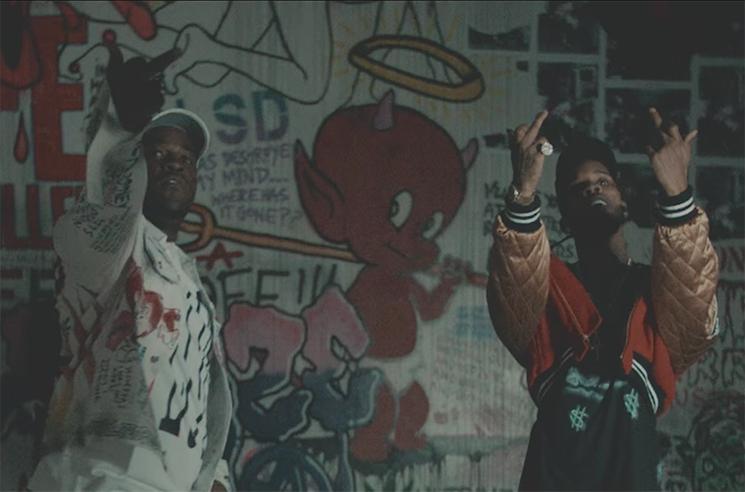 """A$AP Ferg & Tory Lanez """"Line Up the Flex"""" (video)"""