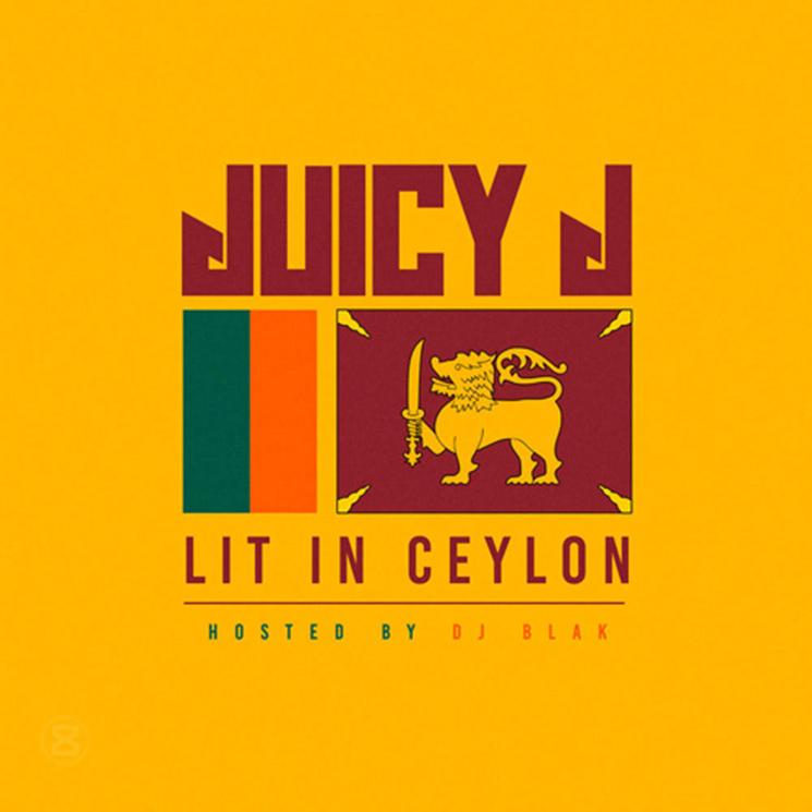Juicy J 'Lit in Ceylon' (mixtape)