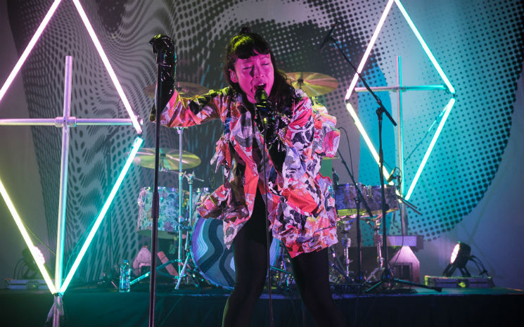 ​Little Dragon Danforth Music Hall, Toronto ON, May 31