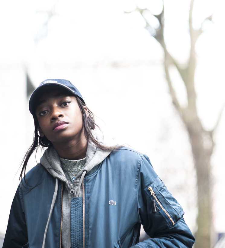 ​Little Simz Talks Fame, Acting and Resisting Genre Labels