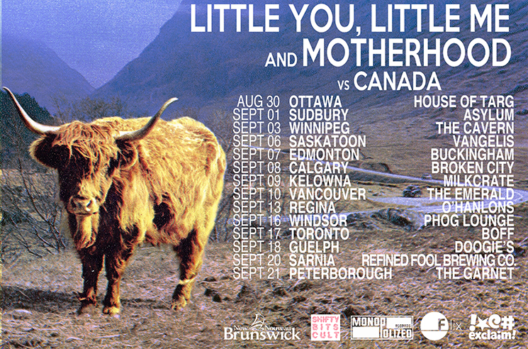 Little You, Little Me and Motherhood Team Up for Cross-Canada Tour
