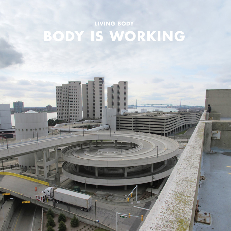 Living Body 'Body Is Working' (album stream)