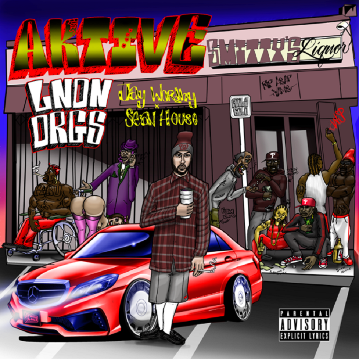 LNDN DRGS 'AKTIVE' (album stream)