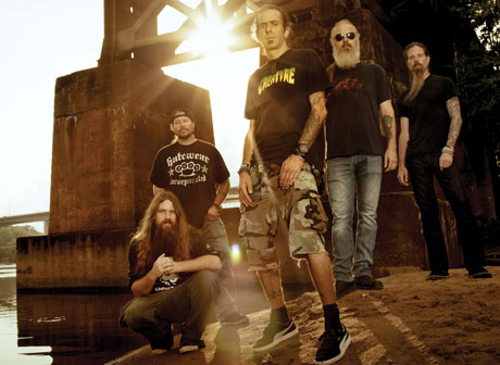 Lamb of God Reflect on 'Resolution,' Talk Pantera Comparisons