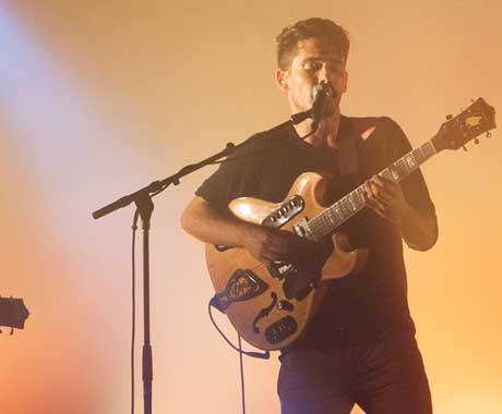 Local Natives Release 'iTunes Session,' Cover King Krule