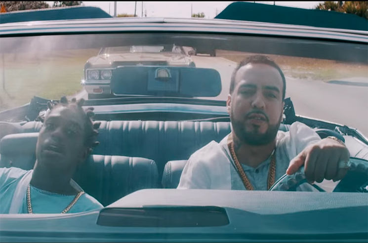 "French Montana ""Lockjaw"" (ft. Kodak Black) (video)"