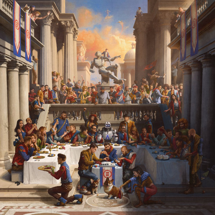 Logic 'Everybody' (album stream)