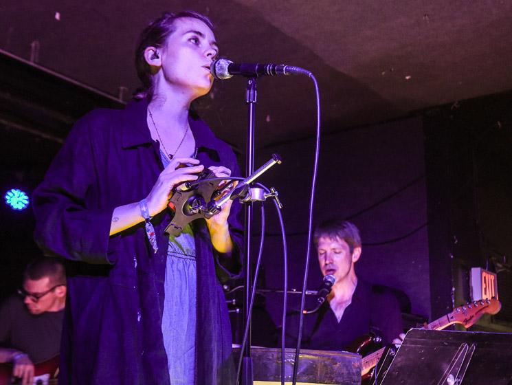 Loma / Jess Williamson / JoJo Worthington Garrison, Toronto ON, May 9