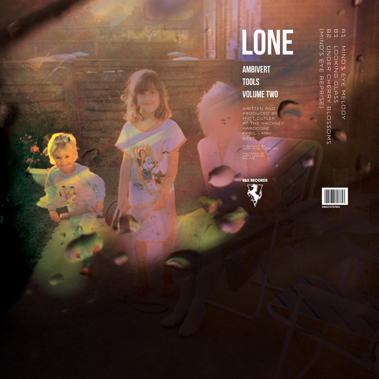 Lone 'Looking Glass'