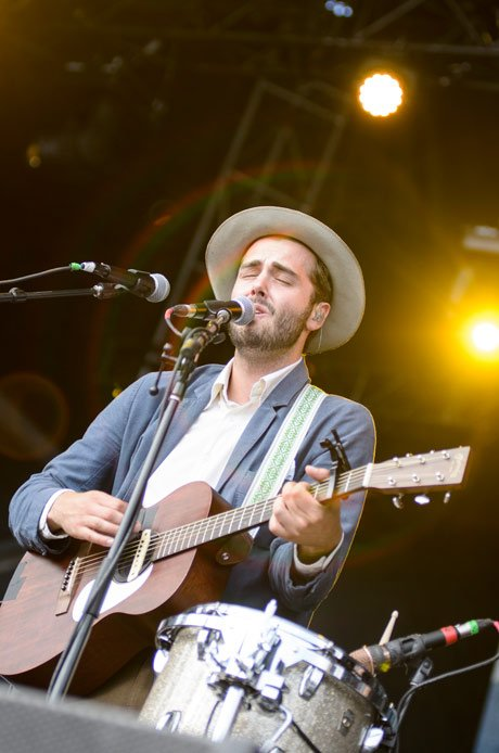 Lord Huron Claridge Homes Stage, LeBreton Flats, Ottawa ON, July 13