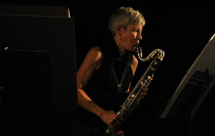 Lori Freedman / CCMC The Music Gallery, Toronto ON, October 15