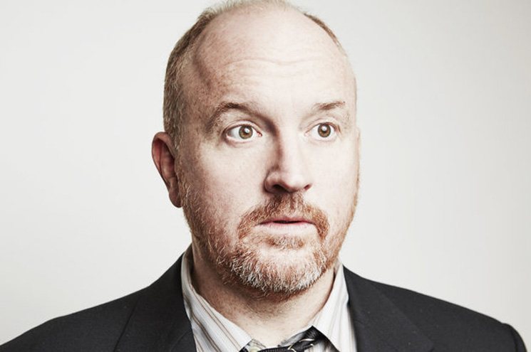 Louis C.K. Tries to Stop Audiences from Quoting His Live Show with Wordy Legal Document