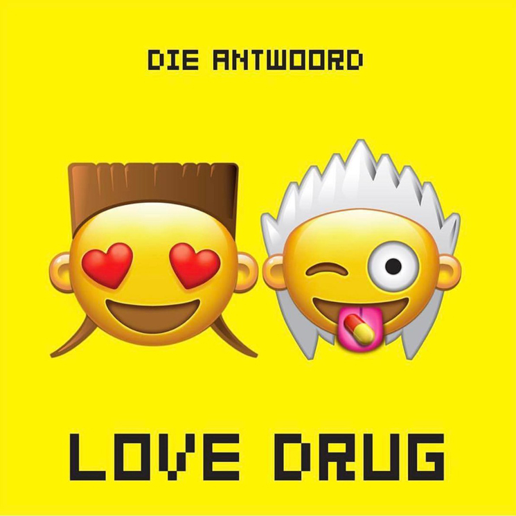"Die Antwoord Return with New Single ""Love Drug,"" Add Canadian Dates to World Tour"