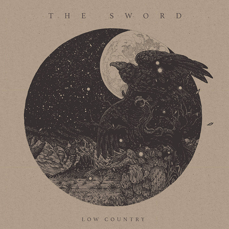 The Sword Return with Acoustic 'Low Country' LP