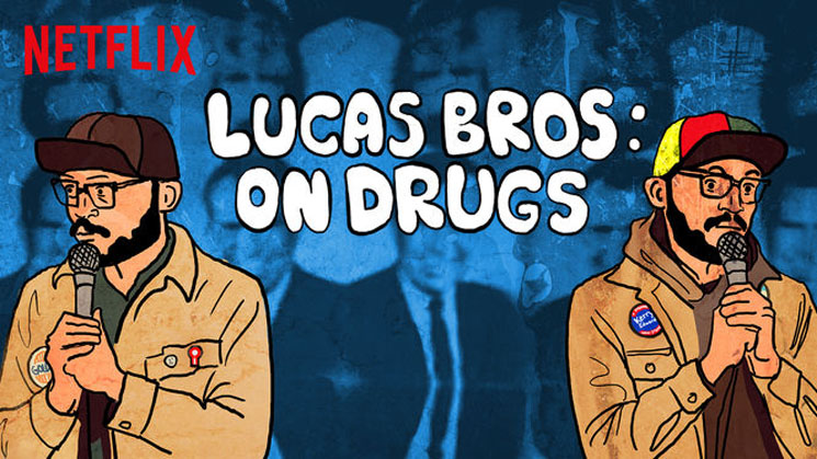 Lucas Bros On Drugs