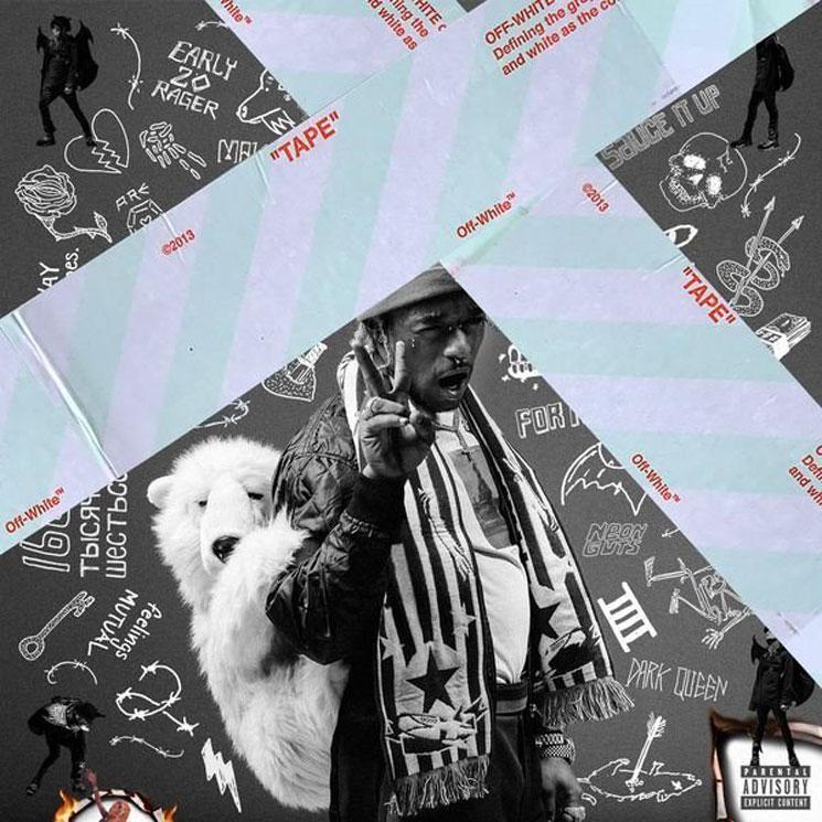 Lil Uzi Vert 'Luv Is Rage 2' (album stream)