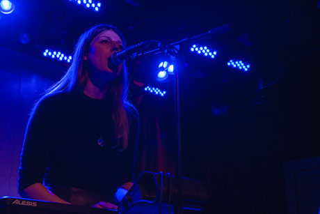 Lydia Ainsworth La Sala Rossa, Montreal QC, November 19
